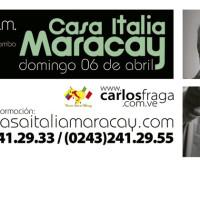 Carlos Fraga presentará nueva conferencia en Maracay