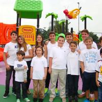 Inauguracion parque infantil