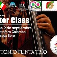 Jazz-Master-Class-Casa-Italia-Maracay
